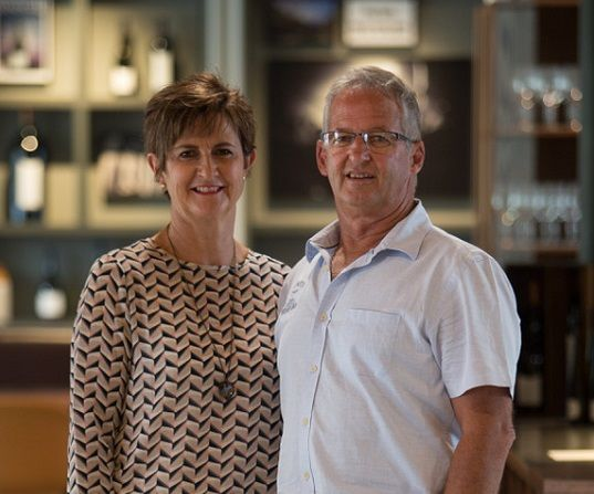 Diane & Hamish Prins | Prinsys Wine Tours Hawkes Bay NZ