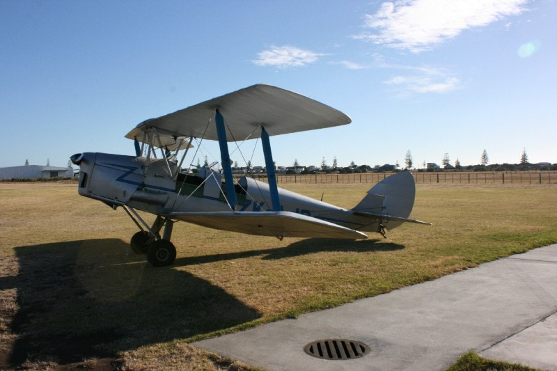 Private Scenic Bi-plane tours of Hawke's Bay New Zealand can be arranged