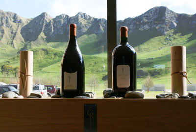 Craggy Range wine tasting on a private exclusive tour